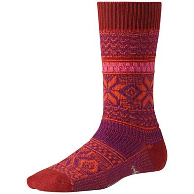 Smartwool Women's Snowflake Pop Sock