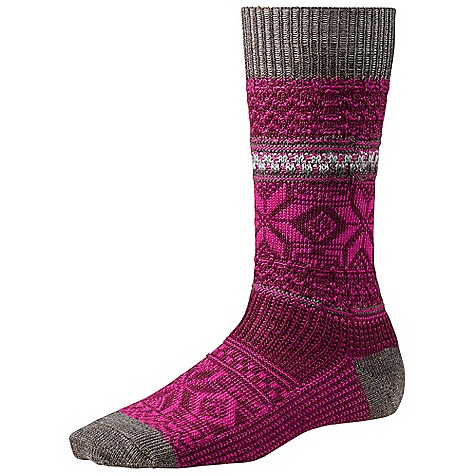 photo: Smartwool Snowflake Pop Sock sock