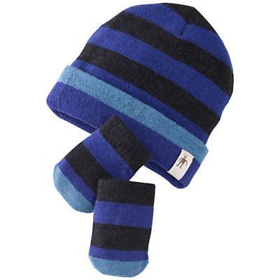 Smartwool Kids' Stripe Hat / Mitt Set