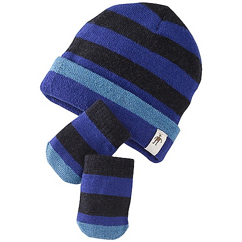 photo: Smartwool Baby Stripe Set winter hat