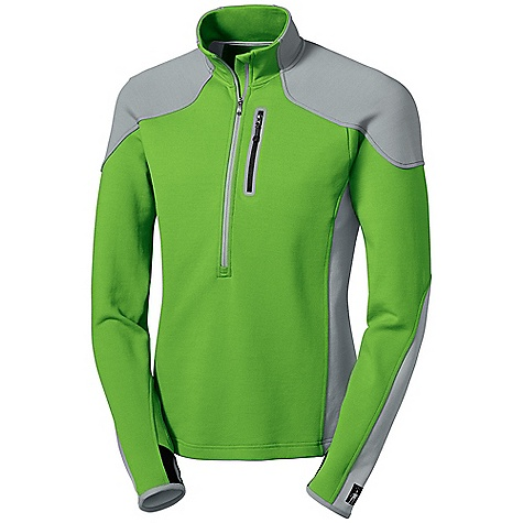photo: Smartwool TML Mid Half-Zip long sleeve performance top
