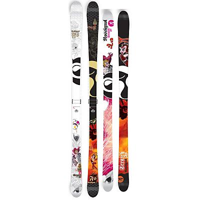 Rossignol Scratch Girl FS Team Skis - Women's