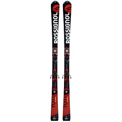 Rossignol Classic 70 TI Skis w/ Axial 2 140 TI Bindings - Men's