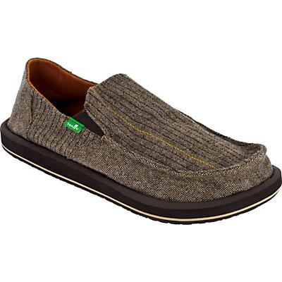 Sanuk Men's Vagabond Stitch Shoe