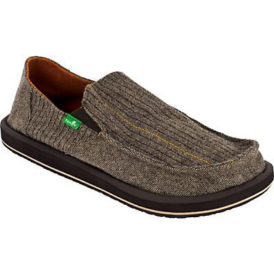 Sanuk Men's Vagabond Stitch Shoe