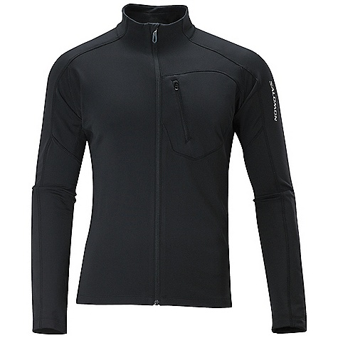 photo: Salomon Men's XA Midlayer long sleeve performance top