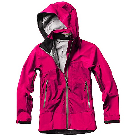 photo: Westcomb Women's Cruiser LT Jacket waterproof jacket