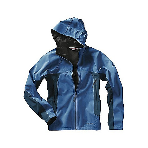 photo: Westcomb Men's Skeena Hoody soft shell jacket