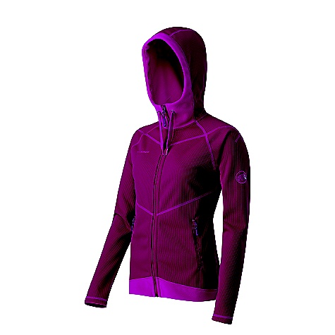photo: Mammut Jori Jacket fleece jacket