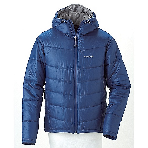 photo: MontBell Men's Thermawrap Pro Jacket synthetic insulated jacket