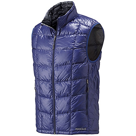 photo: MontBell Men's UL Down Vest down insulated vest