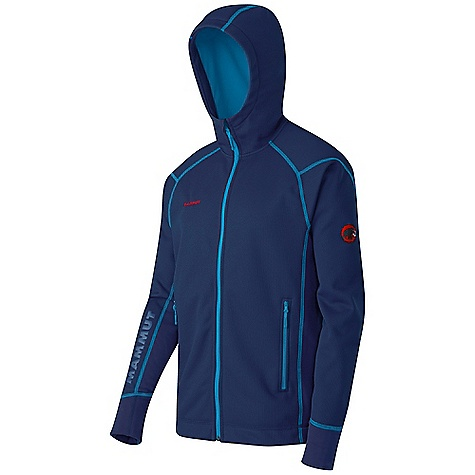 photo: Mammut Kain Jacket fleece jacket