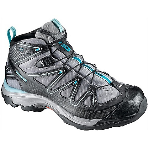 photo: Salomon X Tiana Mid WP Hiking Boots trail shoe