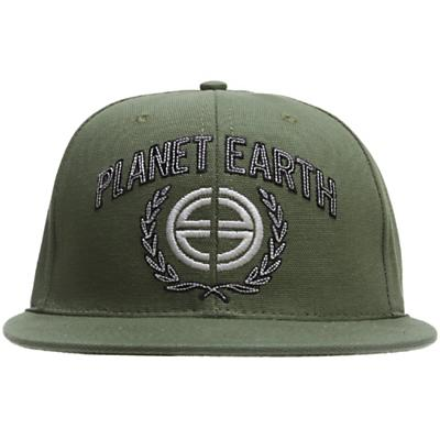 Planet Earth Logo Cap - Men's