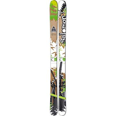 Salomon Shogun Skis /Brown/White - Men's