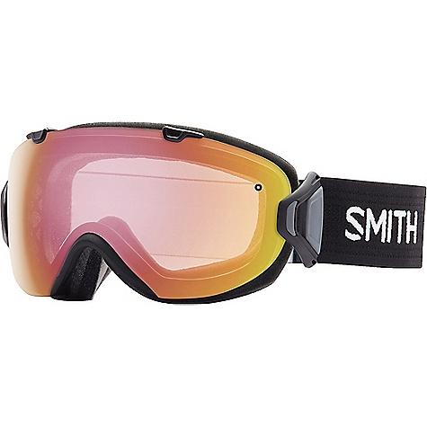 Smith I/OS Goggle Black/Photochromic Red Sensor/Blackout