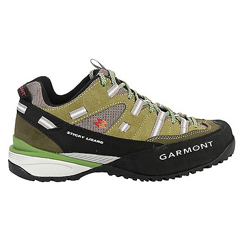 photo: Garmont Sticky Lizard approach shoe