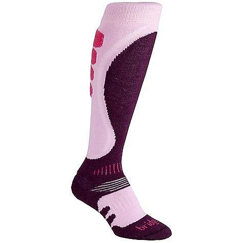 photo: Bridgedale Women's Heel Fit snowsport sock