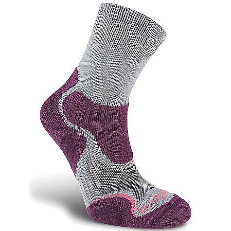 photo: Bridgedale Men's X-Hale Light Hiker running sock