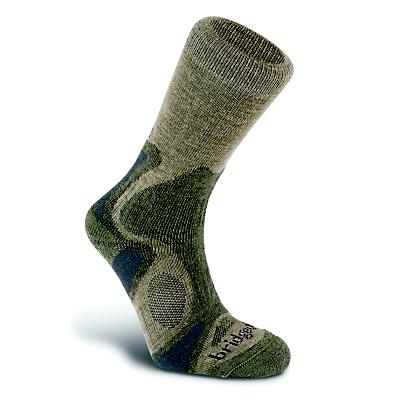 Bridgedale Men's Cool Fusion Trailblaze Sock