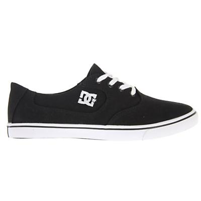 DC Flash Canvas Skate Shoes - Women's