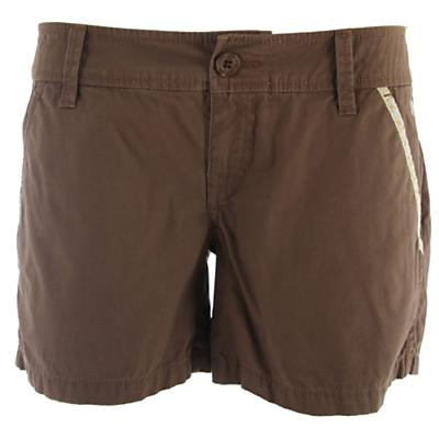 Planet Earth Oxford Shorts - Women's