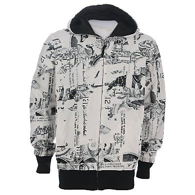 Analog Variable Zip Hoodie - Men's