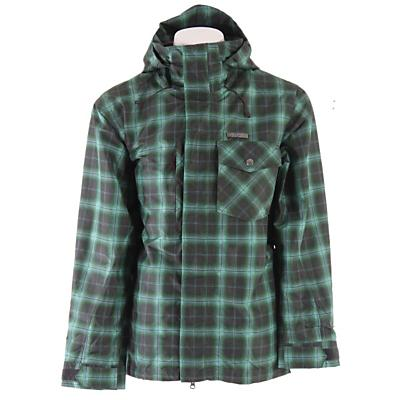 Planet Earth Chetco Insulated Snowboard Jacket - Men's