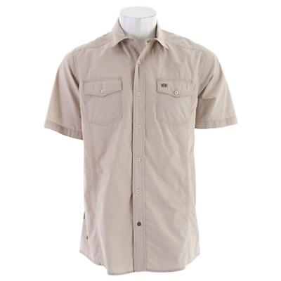 Planet Earth Parker Camp S/S Shirt - Men's