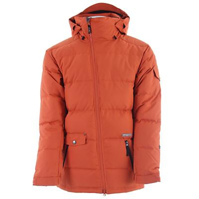 Planet Earth Down Snowboard Jacket - Men's