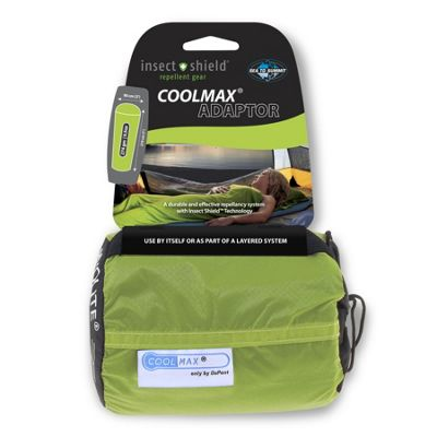 Sea to Summit Adaptor CoolMax Travel Liner with Insect Shield