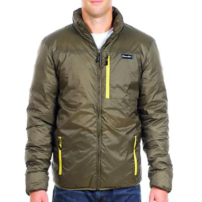 Moosejaw Men's Scott Dizzy Diznard Down Reversible Jacket