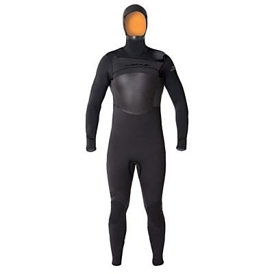 Hyperflex Amp 6/5/4mm Hooded Full Wetsuit - Men's