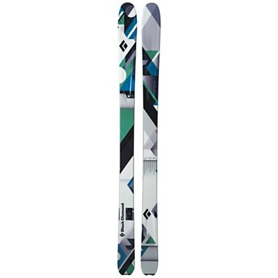Black Diamond Warrant Skis