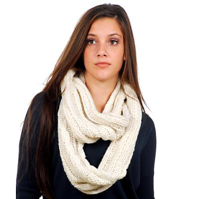Moosejaw Women's The Shosanna Cable Knit Loop Scarf