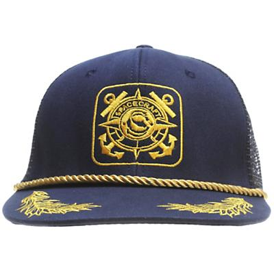 Spacecraft Anchor Trucker Cap Dark - Men's