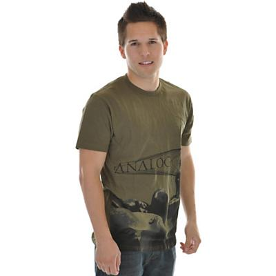 Analog Venerator Fitted S/S T-Shirt - Men's