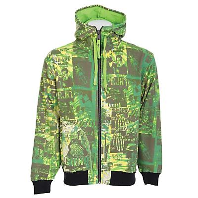 Grenade Skelter Full Zip Hoodie - Men's
