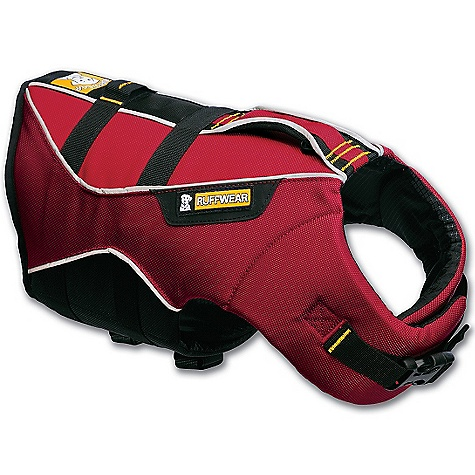 photo: Ruffwear Big Eddy Float Coat dog life jacket