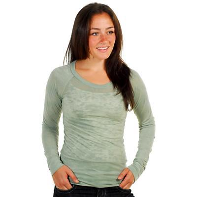 Moosejaw Women's Heather Mooney LS Raglan
