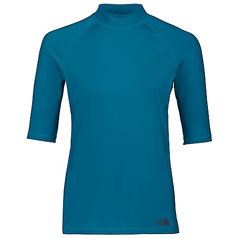 photo: The North Face Class V Mock short sleeve performance top