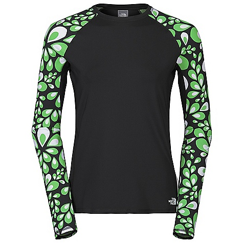 photo: The North Face Echo Lake L/S Rashguard long sleeve rashguard