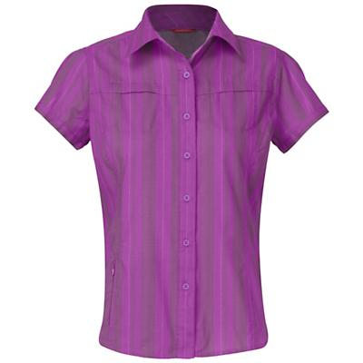The North Face Women's Hayes Burst SS Woven Shirt
