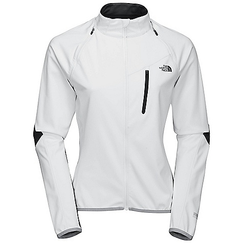 photo: The North Face Women's Short Track Jacket soft shell jacket