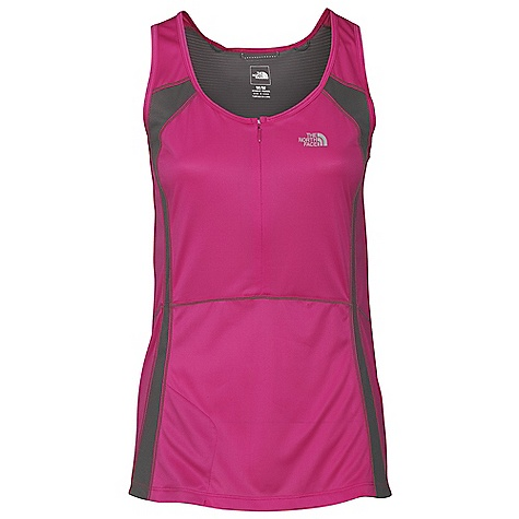 photo: The North Face Viveda Tank short sleeve performance top