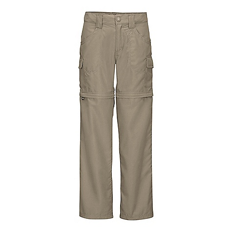 photo: The North Face Girls' Class V Convertible Pant hiking pant