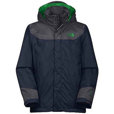 photo: The North Face Boys' Dorado Jacket waterproof jacket