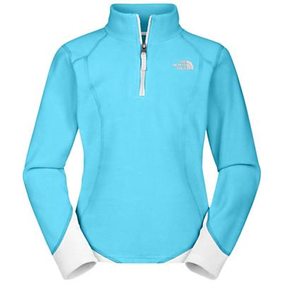 The North Face Girls' Glacier Micro 1/4 Zip