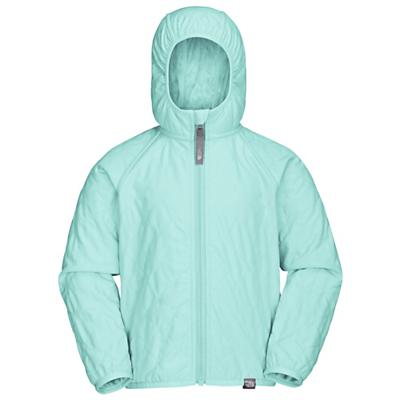 The North Face Toddler Girls' Reversible Lil' Breeze Wind Jacket