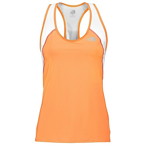 photo: The North Face Women's Better Than Naked Cool Singlet short sleeve performance top